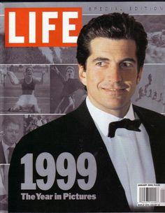 life magazine photos-John Kennedy Jr. |