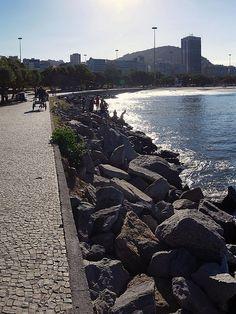 Flamengo - Parque do Flamengo - Praia do Flamengo - Aterro - Rio de Janeiro - Brasil