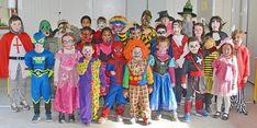 Uzès  Centre de loisirs : les enfants se sont déguisés pour Mardi Gras