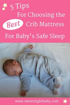 The best crib mattress is one that is healthy and safe for your baby. As a mom, I want to spread the word about the toxins and chemicals that our children are exposed to. And it starts here, with baby.