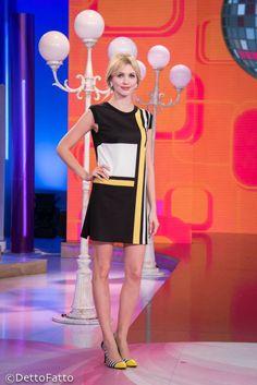 Il mio look, abito Mondrian style by Pianura Studio e gioielli GP Jewels
