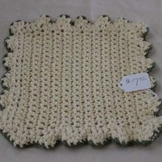 Dishcloth from Teresa's Crafty Creations for $7.00