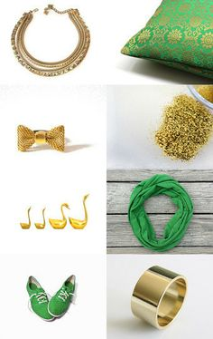 Pot of Gold by Sarah Kiser on Etsy--Pinned with TreasuryPin.com