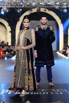 PFDC L'Oreal Bridal Fashion Week 2013 - Asifa & Nabeel