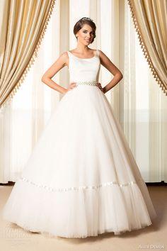 Alice Design 2015 Wedding Dresses — Passion Bridal Collection | Wedding Inspirasi