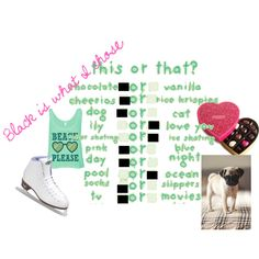 This or That by mejjycejjy810 on Polyvore featuring art