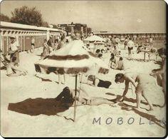 Florya plaji 1950ler.