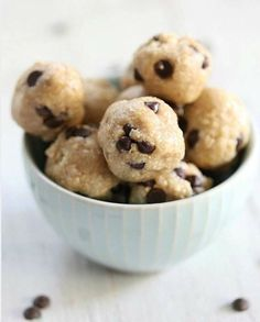 Healthier Alternative to Cookie Dough ✨3/4 cup of Plexus vanilla P96 ✨2 TBSP of peanut butter or nut butter. ✨1 TBSP of milk (skim, almond or coconut whatever works.) ✨1 TBSP of chocolate chips. ✨Mix until a dough like consistency ✨Enjoy!!!! Roll into balls and freeze, YUM!!!