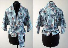 DIY Alexander McQueen's kimono jacket