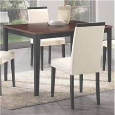 Coaster Pompeo Dining Table - 104051
