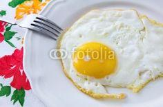 Uovo al tegamino - Fried egg © Pietro D'Antonio
