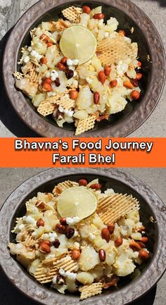 This is a very easy to prepare farali bhel. You need few ingredients and voilà ... you have this yummy upvas recipe ready. You can eat this for afternoon snack too. A must try!! Farali Recipes, Date Chutney, Sabudana Khichdi, Fried Potato Chips, Recipe Ready, Light Snacks, Latest Recipe, Few Ingredients, Vegetarian Cooking