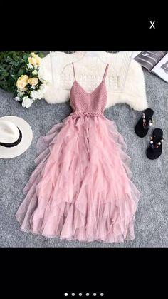 Mesh Dress, Tulle Dress, Boho Dress, Dress Up, Tulle Tutu, Pink Tulle, Dress Casual, Dresses Elegant, Pretty Dresses