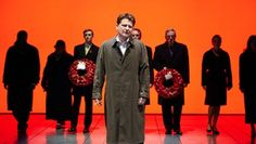 The Absence of War at Bristol Old Vic - Review