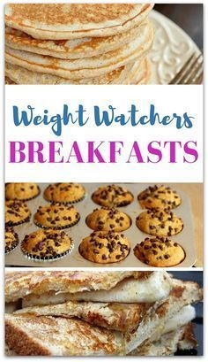 No matter what way you like to go when it comes to breakfast, there is a Weight Watchers recipe that has you covered.