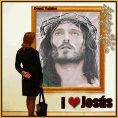 Cristo te AMA: