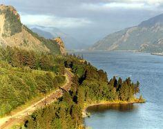 Oregon's Columbia River