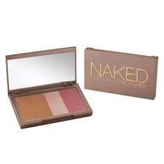 Naked Flushed By Urban Decay... I am going to need to see this in person before I add this to my purchase list.
