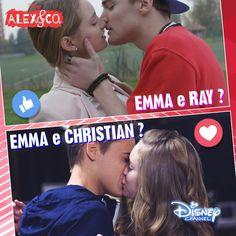 Qual é la coppia che ti piace di più?!? Rispondetemi sui commenti ! Emma and Christian