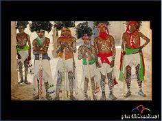 TURISMO EN CHIHUAHUA ¿Cuándo tuvieron su primer contacto los Tarahumaras con los misioneros jesuitas? En 1606 cuando los jesuitas tuvieron contacto con los indígenas de la sierra, la conquista y la evangelización inició con los Chínipas, muy relacionados con los guarijíos, etnia considerada como la más fiera de la región en esos tiempos. www.turismoenchihuahua.com