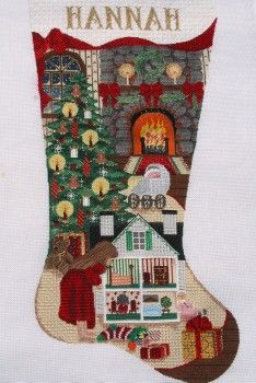 360a (Stitched by Diana Bosworth/Special Order) - Rebecca Wood