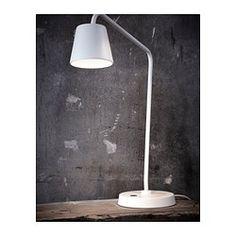 Natlampe? TISDAG LED arbejdslampe - IKEA