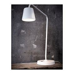 TISDAG LED work lamp - white - IKEA