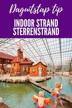 Sterrenstrand is een super leuk indoor strand. Een aanrader om te gaan zwemmen als het niet te fris is om in buitenlucht te zwemmen!