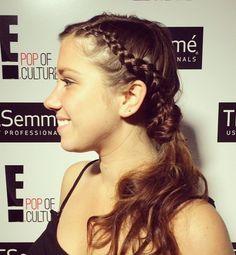 #hairstyle #SS15 #MBFW #TRESemmé
