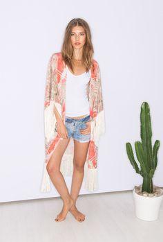 Corelli's Lover Kimono