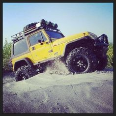 Fan Friday pic is from Christian Crandon and his killer Jeep! www.bendercustoms.com