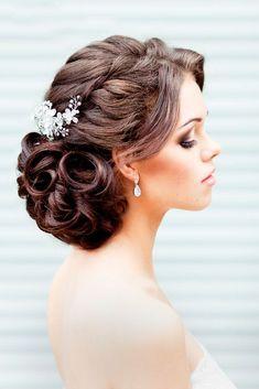 awesome Splendid Wedding Updos Collection ❤ See more: www.weddingforwar... #weddings #...
