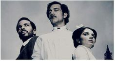 Clive owen andre Holland eve hewson the knick season 2 is back soon oct 16