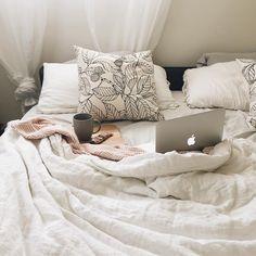#tumblr #room #bed #cozy