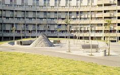 Charles Barry Crescent, 1972 by Visual Resources @ MMU, via Flickr