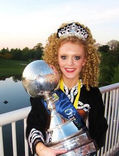 Claire Greaney...i want to be as close to how good she is one day!