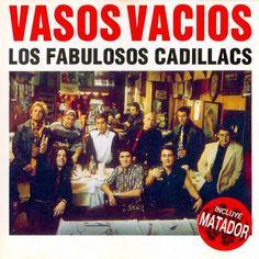 Vasos vacíos es el octavo y más premiado álbum del grupo argentino Los Fabulosos Cadillacs grabado (como es una recopilación), desde 1985 hasta 1993 cuando fue el lanzamiento del disco. El disco contiene 15 canciones pertenecientes a sus siete discos anteriores más dos temas inéditos para aquella época: El Matador y V Centenario, la primera se convirtió en la canción clásica, más representativa y más popular en toda la historia de la banda argentina.