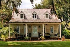 Retreat, built circa 1736 in Beaufort County, SC