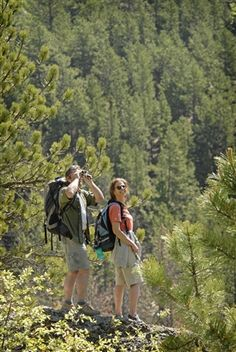 Custer State Park is a beautiful place to take in all the scenery the Black Hills have to offer, and the park has all kinds of activities including hiking trails for all ability levels.