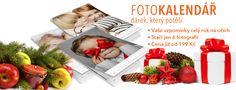 Kalendář z vlastních fotografií - Fotokalendář PIKLIO