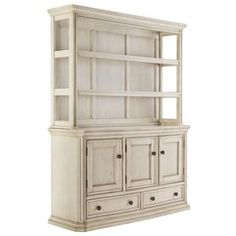 Signature Design by Ashley Demarlos Dining Room Server & Hutch