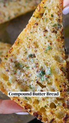 I Love Food, Good Food, Yummy Food, Compound Butter, Pasta, Appetizer Recipes, Appetizers For Party, Le Chef, Diy Food