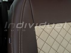 VOLKSWAGEN Tiguan   collection: EXCLUSIVE  material1: ALCANTARA® camel  material3: LEATHER LOOK brown