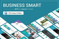 Business Smart keynote template is a Flexible, clean, simple, and unique Keynote Template. All elements easy to edit and you can easily change the color to match it with your personal or company brand, Save your time with 7 Premade templates.