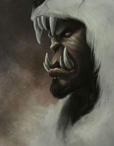 Durotan - for the frostwolves