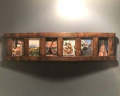 Arts And Crafts Gift Refferal: 3186155487 4 Picture Frame, Multi Picture Frames, Picture Frame Crafts, Wine Barrel Crafts, Whiskey Barrel Furniture, Barris, Barrel Projects, Bourbon Barrel, Whiskey Barrels