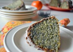 The view from Great Island: Tangerine Poppy Seed Cake