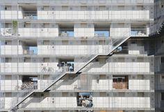 SANAA, GIFU KITAGATA APARTMENT BUILDING blackmagic