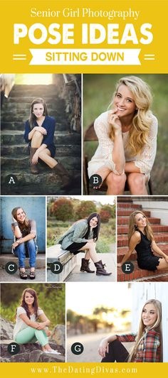 50 Ideas for Back to School Photography - Tons of great tips and examples including props, poses, and senior photography ideas! >>> Check this informative post by going to the link at the image. Senior Picture Poses, Poses Photo, Pic Pose, Senior Girl Poses, Photo Tips, Senior Pics, Senior Posing, Senior Session, Senior Year