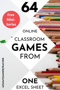 Learn how to create up to 64 DIFFERENT online games using only one Excel sheet. Sign up for my free mini-series for the full instructions.